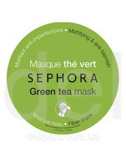 Маска для лица TYPE Green Tea mask - Mattifying & anti-blemish SEPHORA